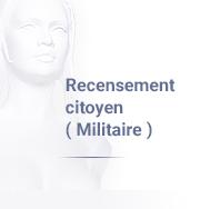 Recensement citoyen (Militaire)