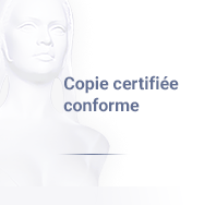 copie certifié conforme