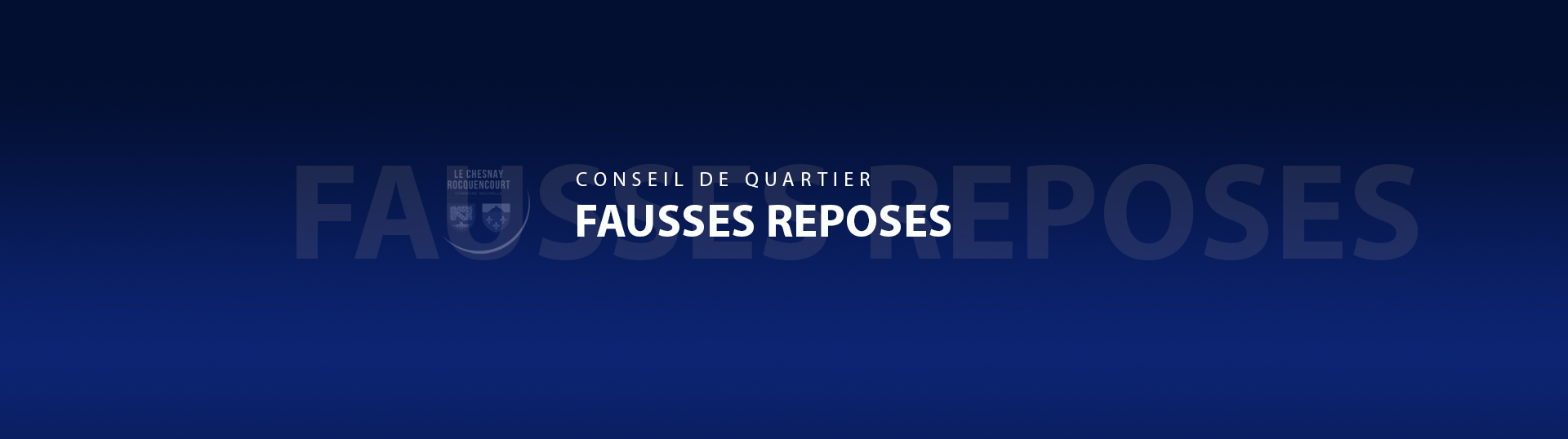 CDQ Fausses Reposes