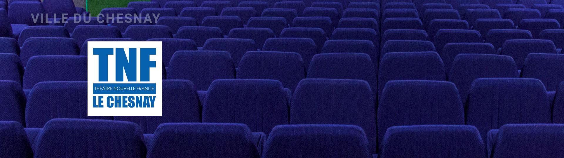 Le théâtre Nouvelle-France