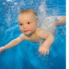 Bébés nageurs et Jeun'eau