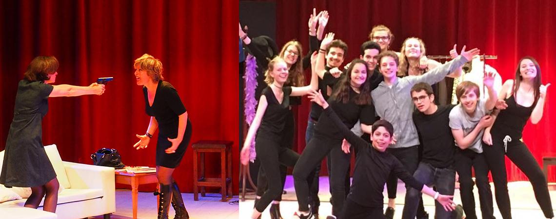 Conservatoire / théâtre