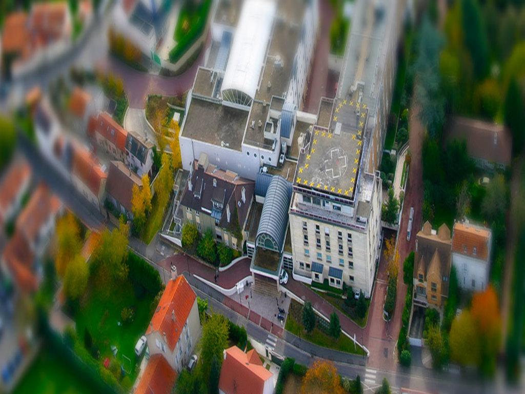 Hôpital privé Parly 2 - Le Chesnay